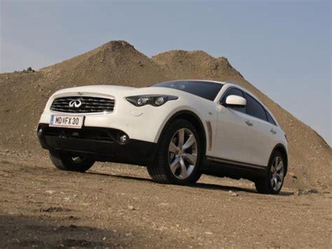 Infinity Auto Test by Infiniti Fx30d S Premium Testbericht Auto Motor At