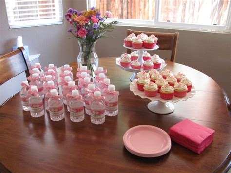 Desserts For Baby Shower by Dessert Table Ideas For Baby Shower Brokeasshome