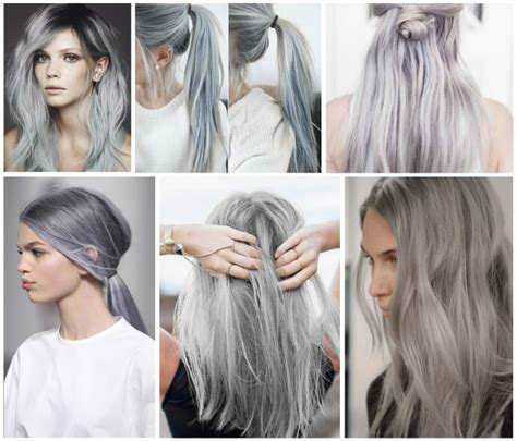 gray hair trends 2015 the grey hair trend summer 2015 fashion trends styles