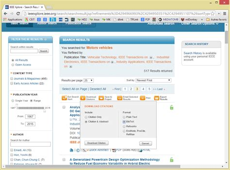 tutorial zotero word activit 233 s baghli tutorial bibtex zotero et gestion