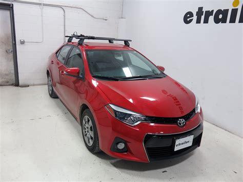 2014 Toyota Corolla Roof Rack by 2016 Toyota Corolla Rhino Rack Mountaintrail Rooftop Bike