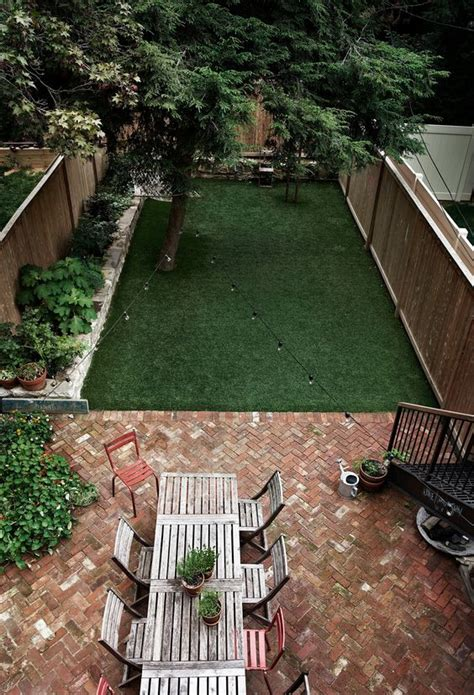 backyard brooklyn brooklyn backyards and artificial turf on pinterest