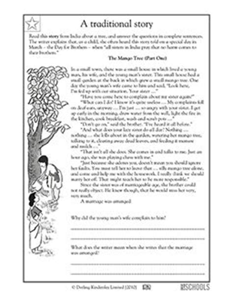 Gamis Rapunzel No 5 5 6th 13 best reading worksheets for 3rd 4th and 5th grades