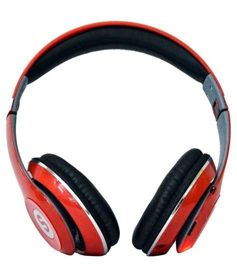Stereo Headphone Tm 010s delsys tm 010s ear bluetooth headphone with mic buy delsys tm 010s ear bluetooth