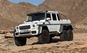 Mercedes Suv 6x6 Car And Driver