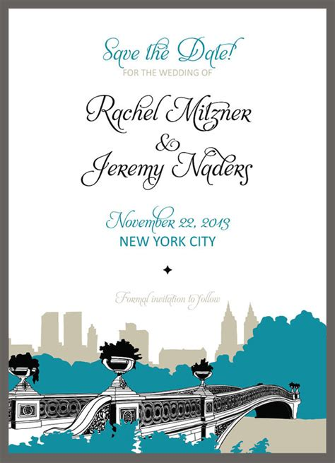 nyc destination wedding invitations new york city destination wedding invitations a central