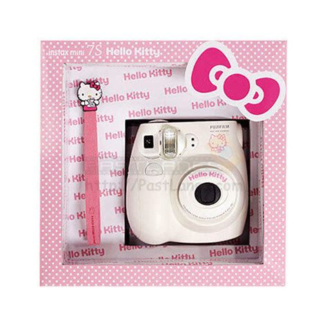 hello polaroid fujifilm instax mini 7s hello gift set white