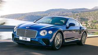 Bentley Continental Gtr 2018 Bentley Continental Gt Revealed The World S Most