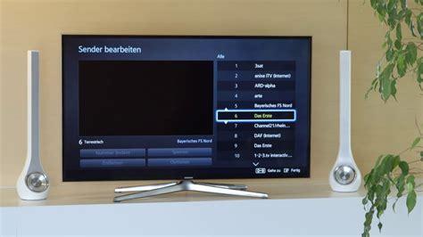 samsung smart tv tutorial sender sortieren senderliste exportieren importieren