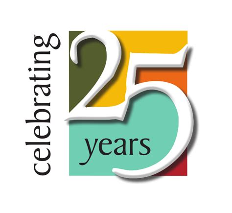 The 25 Years 25 year work anniversary pictures to pin on