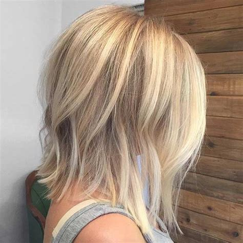 blonde lob cut definition 31 gorgeous long bob hairstyles bobs blonde lob and a line