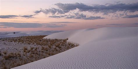 scattering  ashes white sands national park