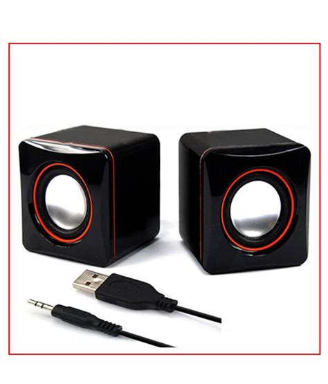 Speaker Multimedia Usb D 015 buy maxicom 5 watt usb powered multimedia speaker at best price in india snapdeal