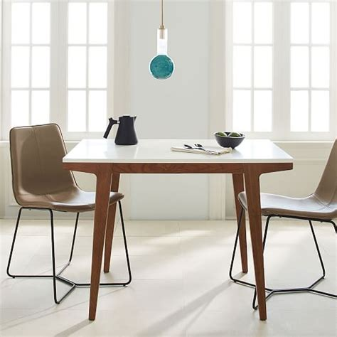 expandable dining room tables modern modern expandable dining table west elm