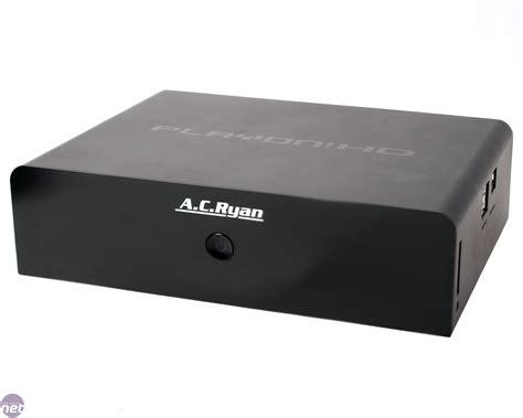 Ac Playon Hd a c playon hd media player review bit tech net