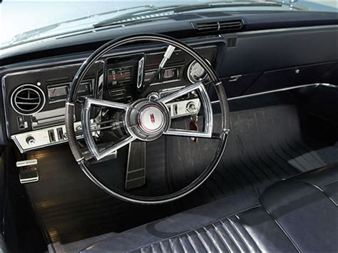 Oldsmobile Toronado Interior by 1966 Black Toronado For Sale Autos Weblog