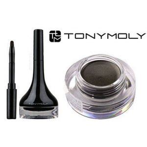 Eyeliner Gel Tony Moly ie s lifestyle journal review swatches tony moly backstage gel eyeliner in black