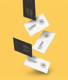 business card mockup template free falling business cards mockup graphicsfuel