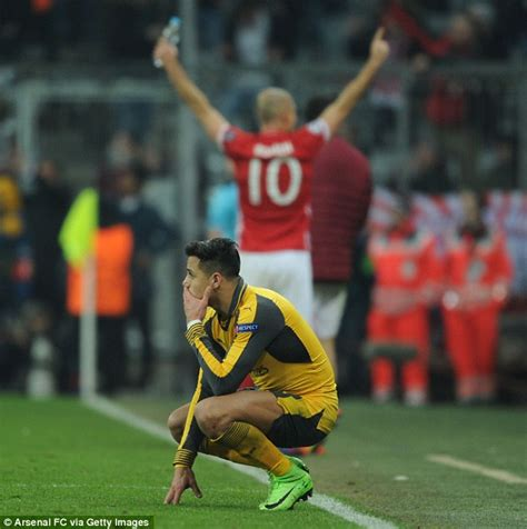 alexis sanchez individual achievement is arsene wenger s time up after arsenal s capitulation