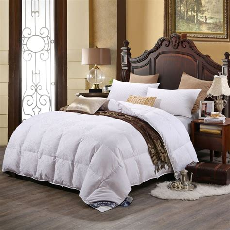 duck down comforter 100 cotton satin jacquard duck down comforter model 1