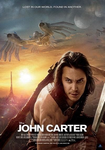 fantasy film john carter john carter poster adventureamigos net