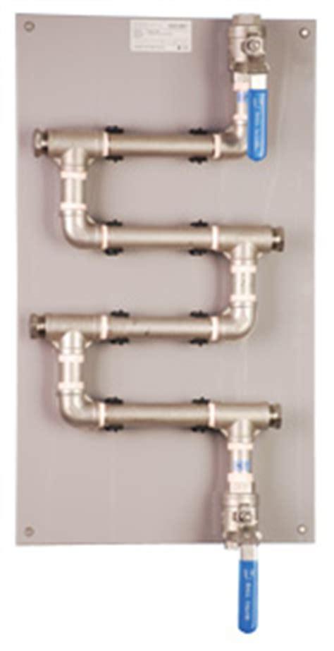 corrosion monitoring coupon racks water management