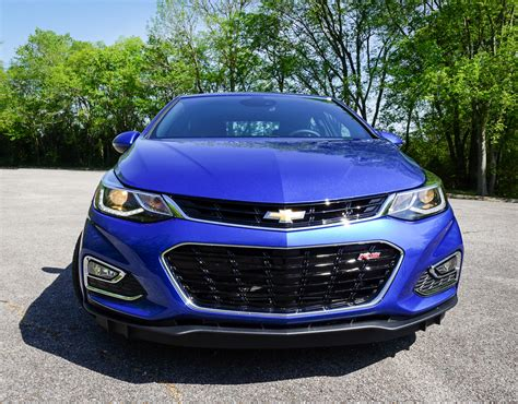 blue review drive review 2016 chevrolet cruze 95 octane
