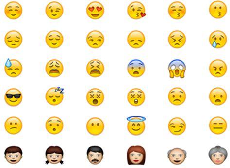 emoji recognition chart plein de nouvelles 233 motic 244 nes 224 venir sur ios