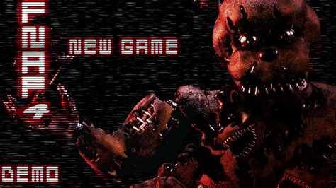 five nights at freddy s fan games five nights at freddys 4 the final chapter fan game