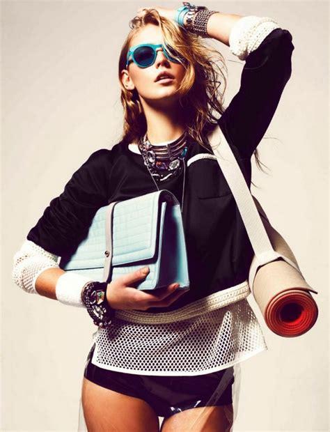 Kacamata Fashion Trendy Sporty the rise of the sports luxe trend fashion corner