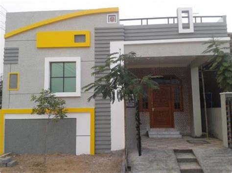 3 bedroom independent house for sale in hyderabad house elevations in hyderabad joy studio design gallery