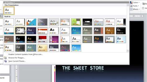 Powerpoint 2010 Tutorial For Beginners 1 Overview Powerpoint 2010 Tutorial