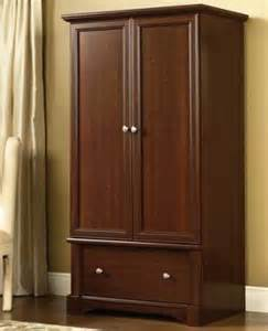 top quality wood wardrobe armoire in cherry color review