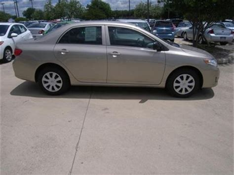 Toyota Corolla For Sale By Owner Toyota Corolla 2010 For Sale By Owner In Elm Tx