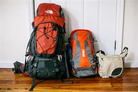 Tips On Packing For A Hiking Trip by What S In My Bag Asia Backpacking Trip Frugal Frolicker