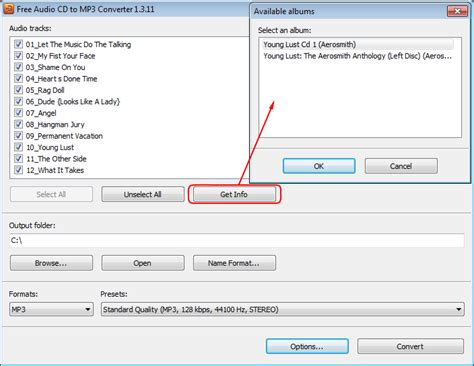 how to convert any video format to mp3 or wav using vlc convert audio cd data to mp3