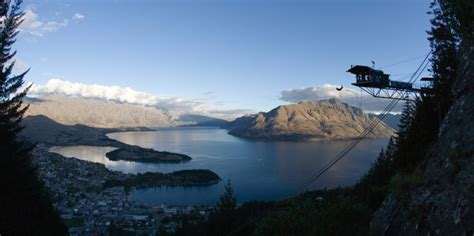 aj hackett ledge swing 47m ledge freestyle bungy queenstown everything new zealand