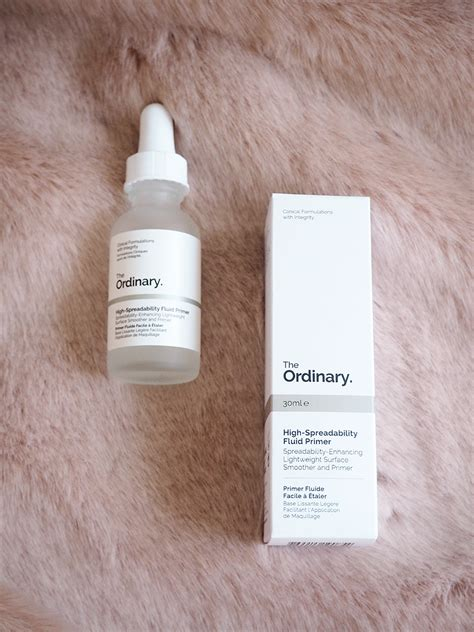 The Ordinary High Spreadibilty Fluid Primer 30 Ml review opi nail lacquer in pinking of you hello teddy