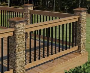 Design Deck Railings Ideas Decor Tips Cool Exterior Design With Deck Railing Designs And Deck Deck
