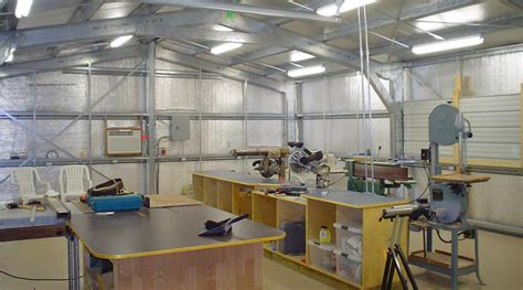 build  metal workshop