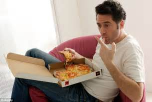 couch pizza fridge magnet gadget gets your favourite pizza sent to
