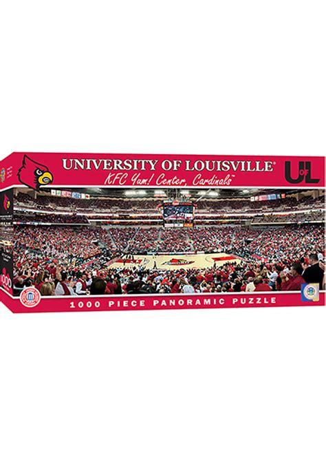 Kfc Gift Card Balance Usa - louisville cardinals stadium pano puzzle 17180023
