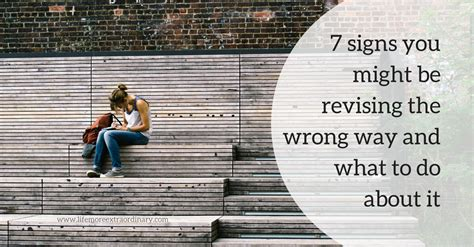 7 Signs He Might by How To Revise Effectively For Gcse And A Levelslife More