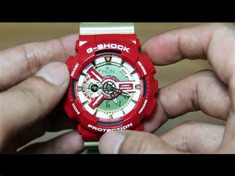 G Shock Ironman casio g shock ironman ga 110cs 4