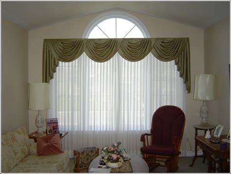 Curtains For Big Kitchen Windows Kitchen Curtain Ideas For Large Windows