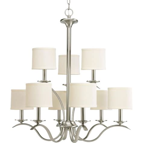 Chandeliers At Costco Brushed Nickel Chandelier Home Decorating Ideas Antique