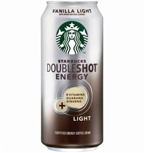 Vanilla Light doubleshot energy vanilla light drink caffeinated