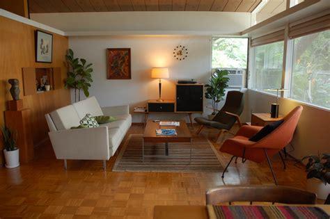 60s Style Living Room by Eero Esteban Flickr