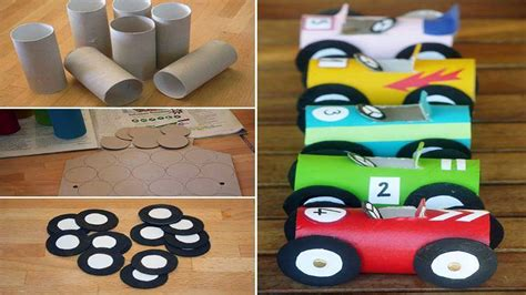 Free Toilet Paper Roll Crafts - toilet paper roll crafts for ᴴᴰ
