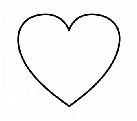 coloring page of a heart shape heart shape coloring pages free coloring pages of shape